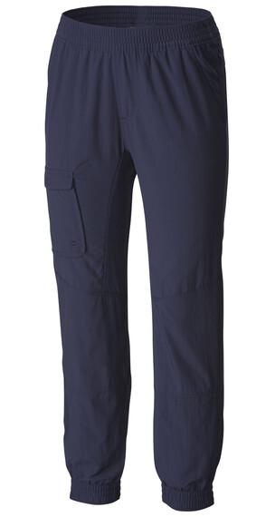 Columbia Silver Ridge Pull-On Banded Pantaloni lunghi Bambino blu